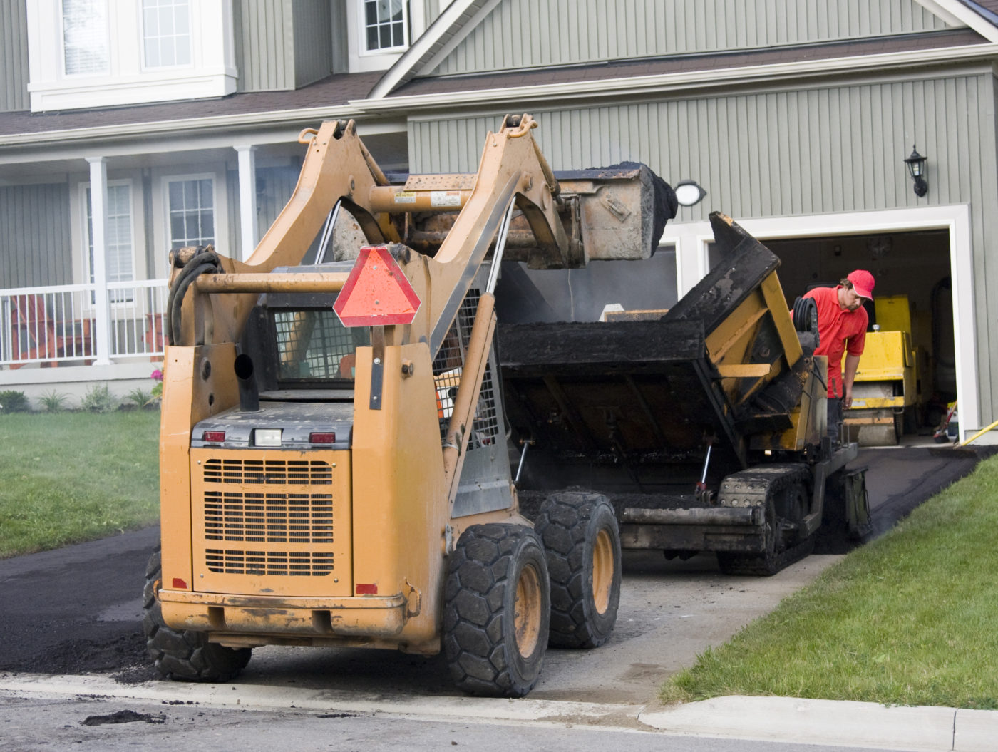 Asphalt Driveway Paving Contractors In Seattle