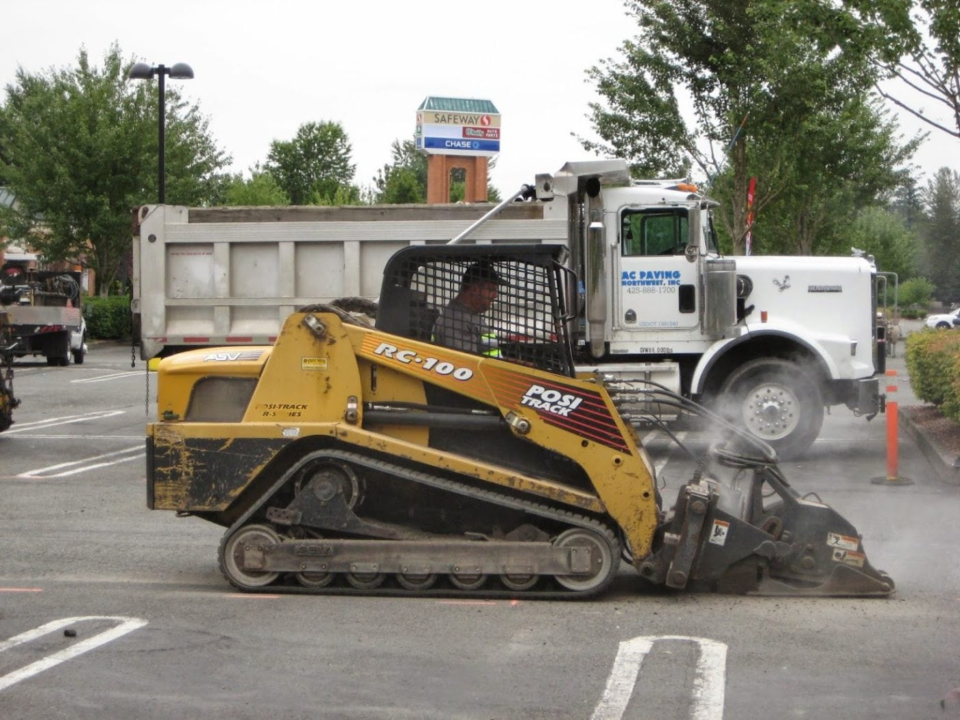 Commercial Paving Contractors In Seattle