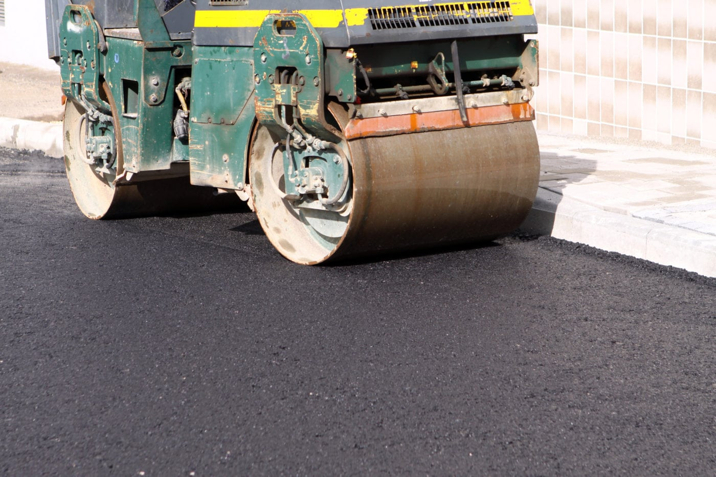 asphalt repair in Bellevue WA