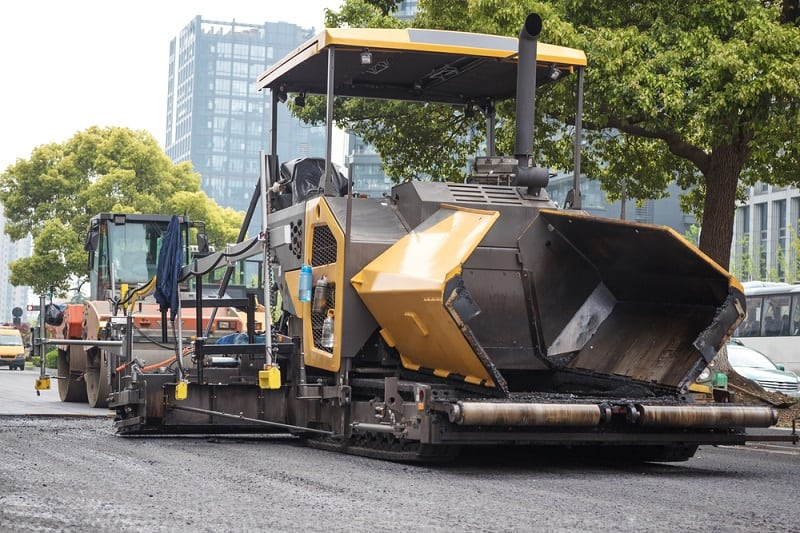 asphalt paving contractors in Renton